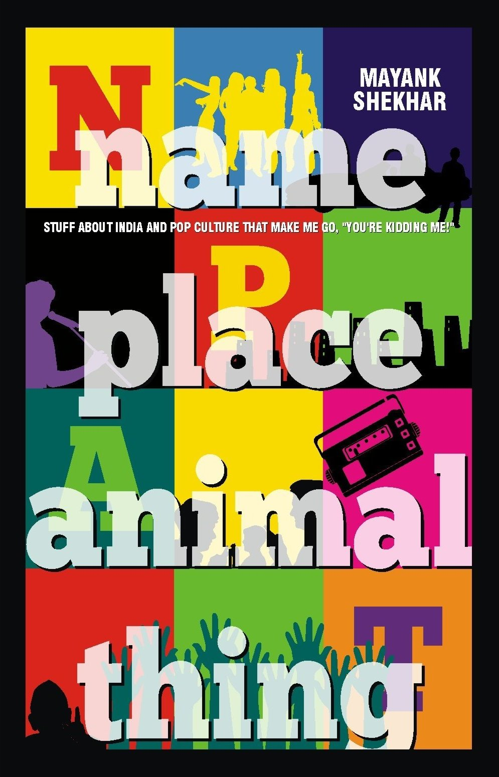 Name Place Animal Thing