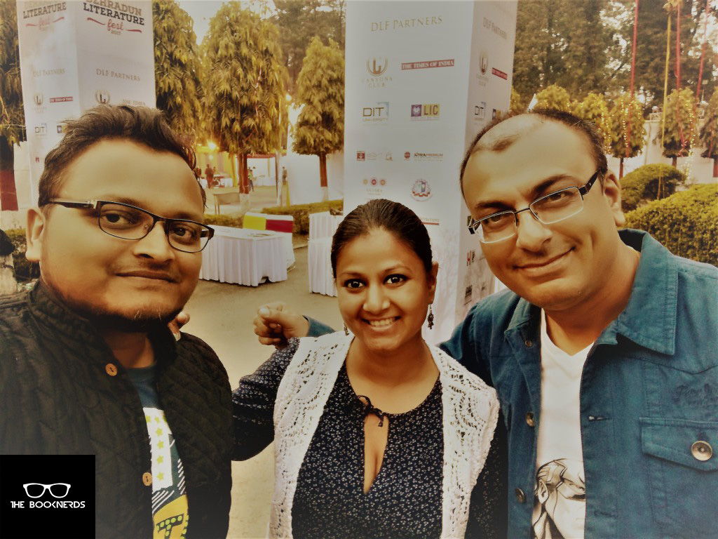 The Booknerds at Dehradun Literature Fest 2017