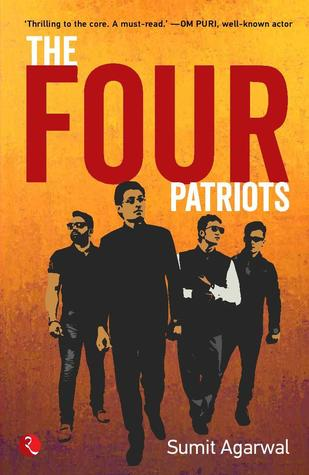 Book Review:The Four Patriots by Sumit Agarwal