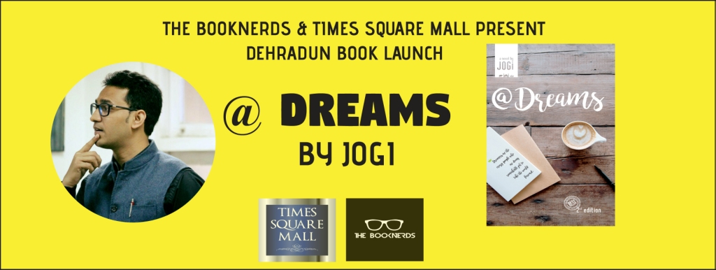Book Launch @Dreams by Jogi