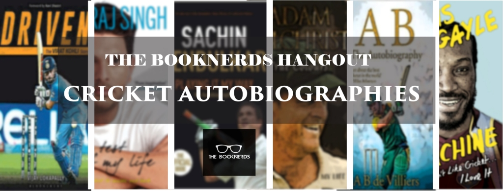 The Booknerds Hangout:Cricket Autobiographies