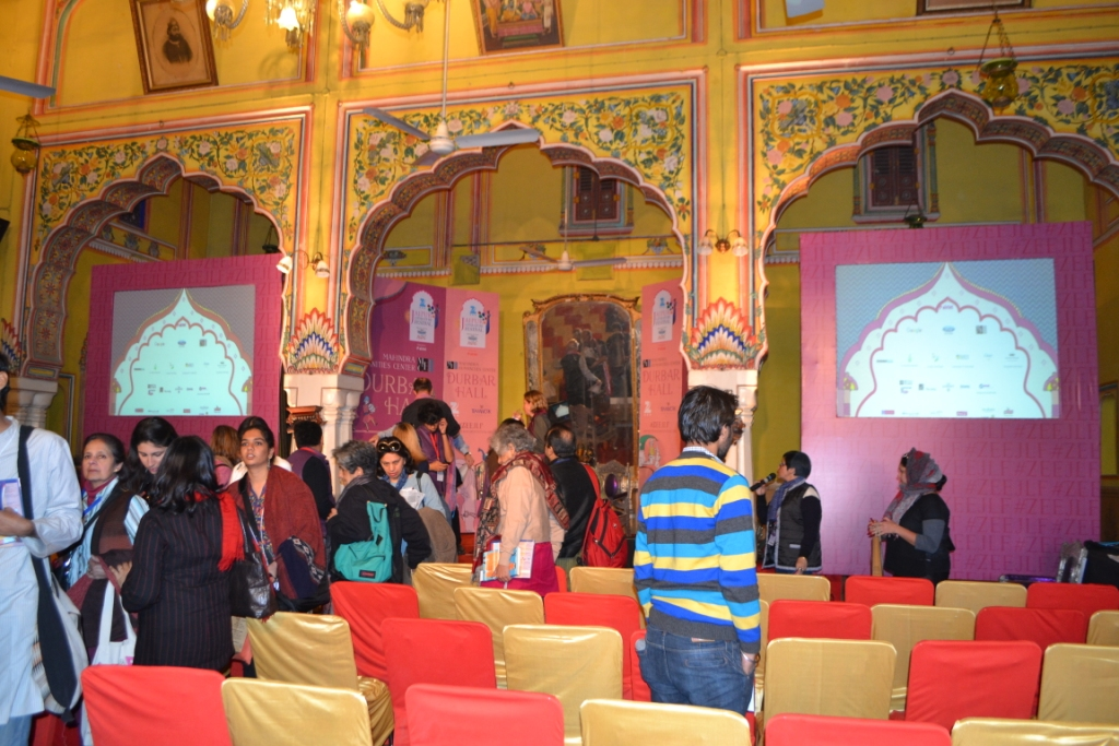 Jaipur Literature Festival-2016 Highlights