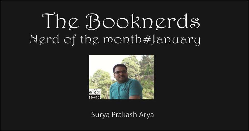 Nerd of the Month January 2016