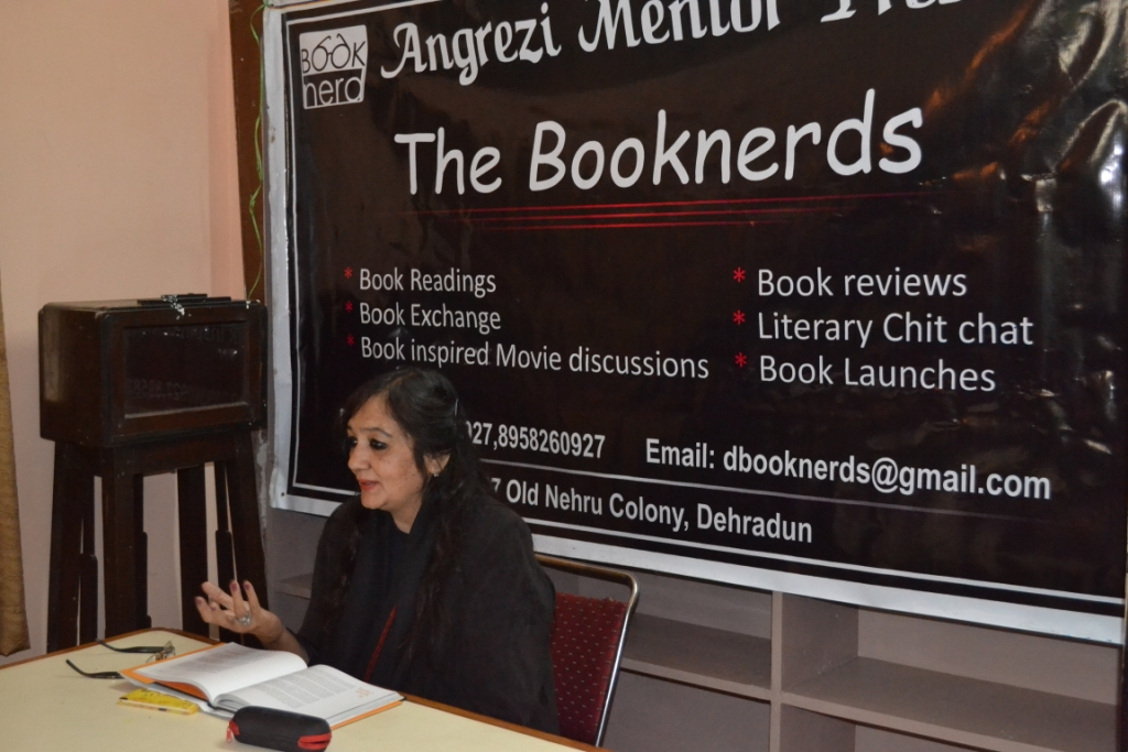The Booknerds Hangout 13.0 feat Jaskiran Chopra