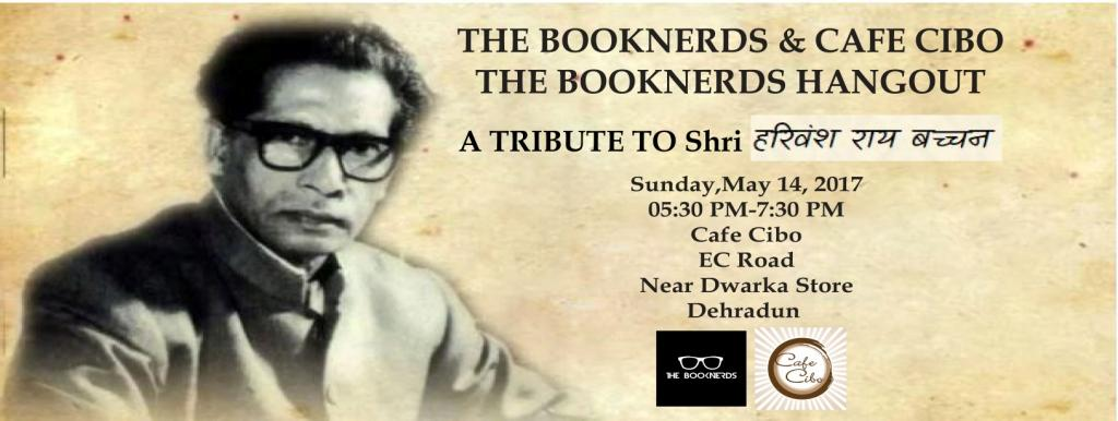 Poetry Reading and Book Discussion:Shri Harivansh Rai Bachhan