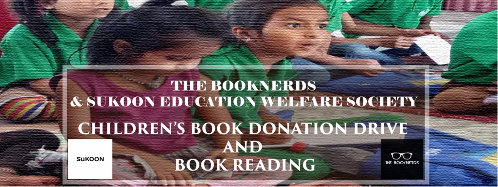 Children's Book Donation Drive and Book Reading