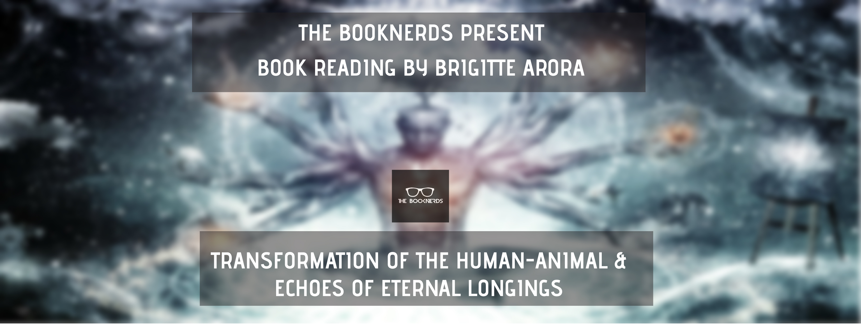 Book Reading by Brigitte Arora