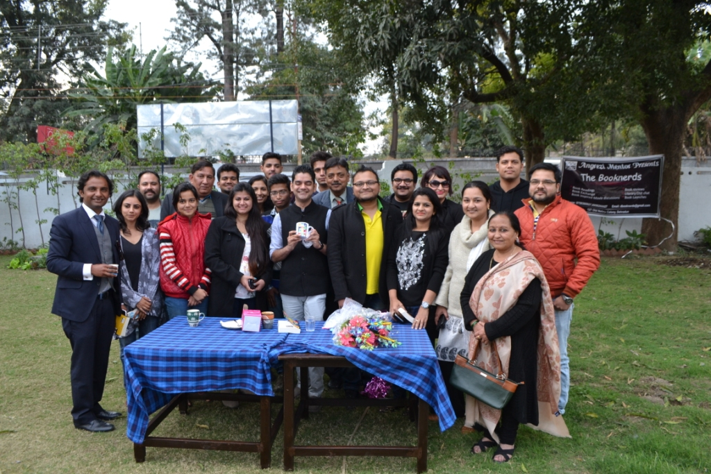 The Booknerds Hangout 12.0 feat.Mayank Shekhar
