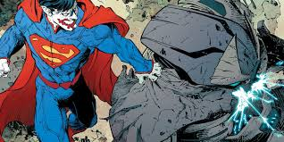 Top Batman Versus Superman comic book clashes