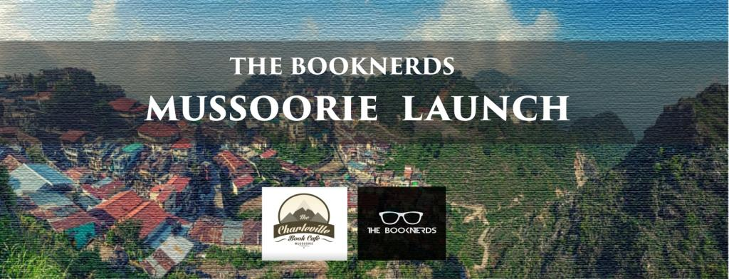 The Booknerds Hangout:Mussoorie Launch