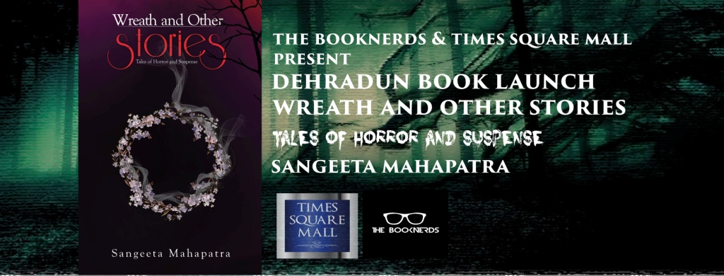 Book Launch:Wreath and Other Stories by Sangeeta Mahapatra