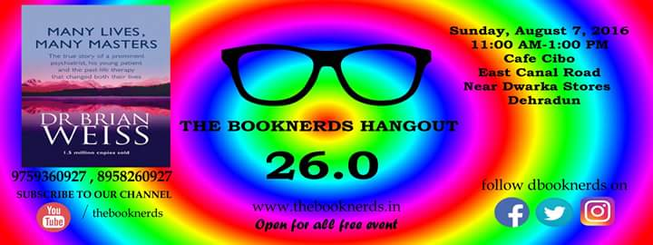 Hangout 26.0  Book Reading:Many Lives Many Masters Past life Regression