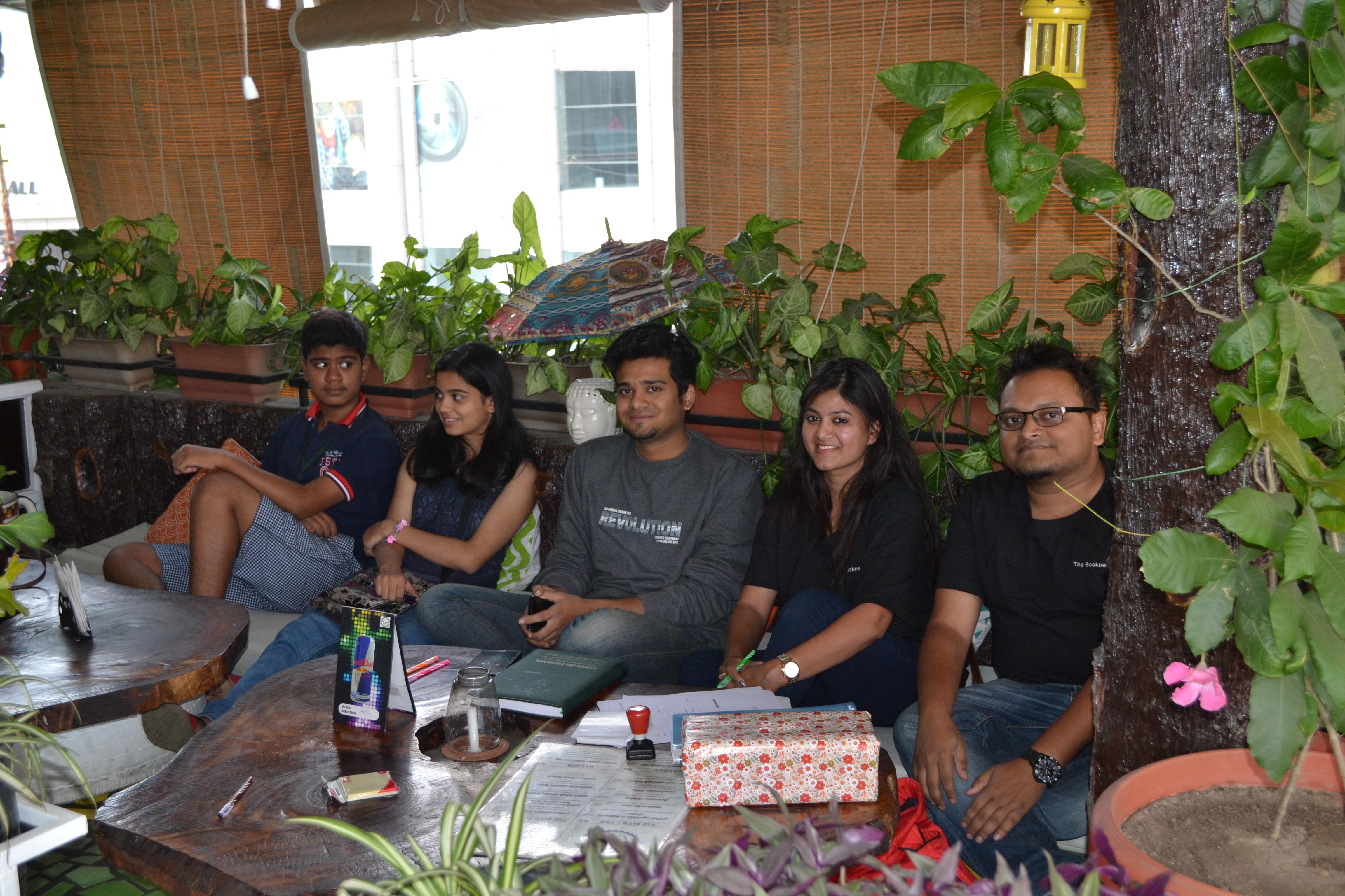 The Booknerds First Meeting