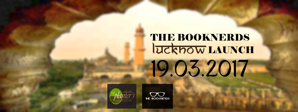 The Booknerds Lucknow Launch