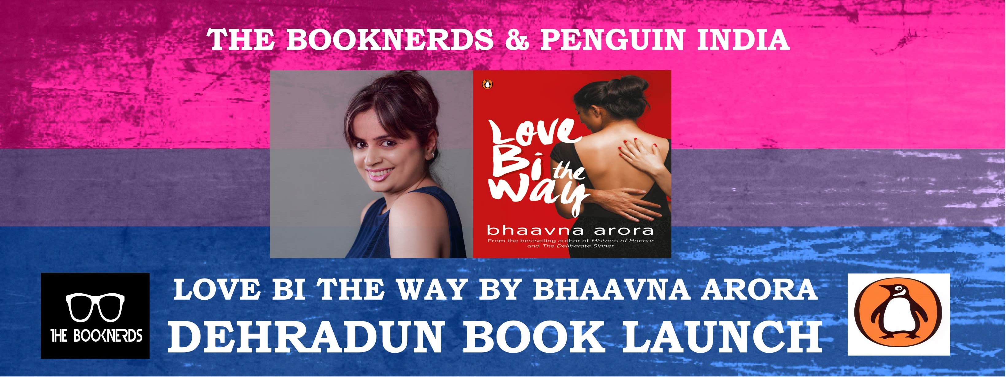 Hangout 32.0 Book Launch:Love Bi The Way by Bhaavna Arora