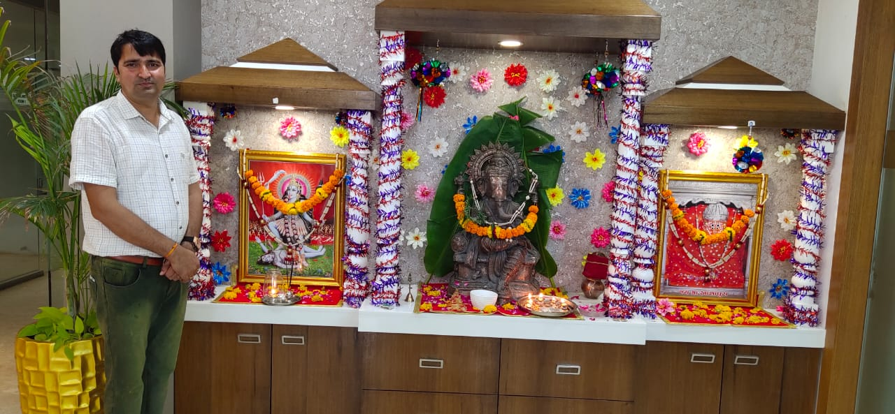ASL House celebrated Ganesh Chaturthi Festival