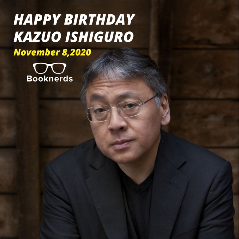 Happy Birthday Kazuo Ishiguro