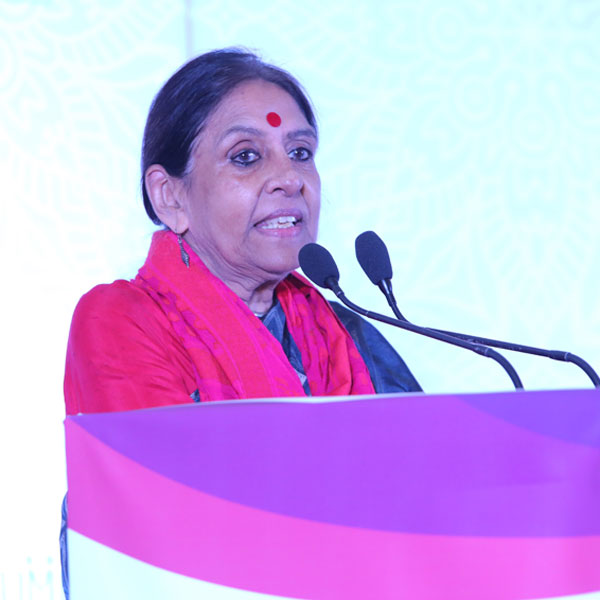 Jaya Jaitly-Politician and Founder of Dastkari Haat Samiti