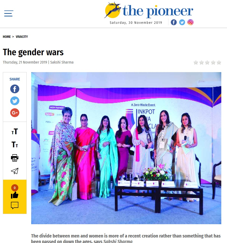 https://www.dailypioneer.com/2019/vivacity/the-gender-wars.html