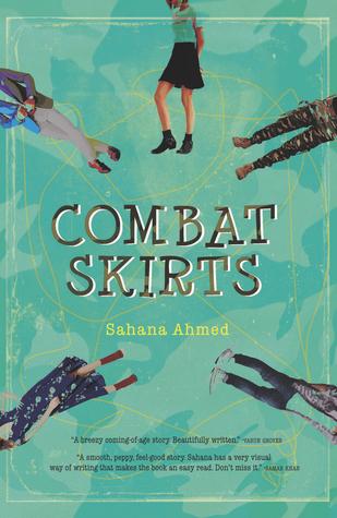Combat Skirts by Sahana Ahmed