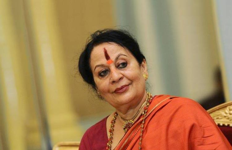 Padma Vibhushan Dr Sonal Mansingh