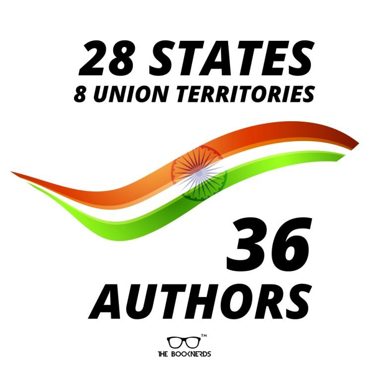 28 States 8 Union Territories 36 authors