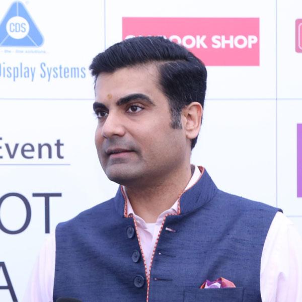 Kapish Mehra-Managing Director, Rupa Publications India