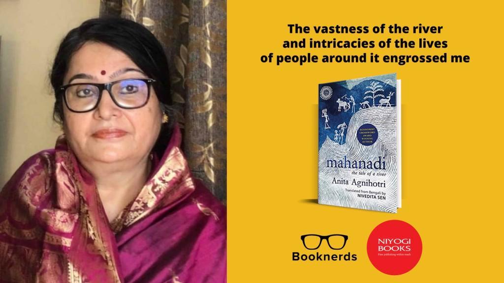 Interview | Mahanadi: The Tale of a River | Anita Agnihotri