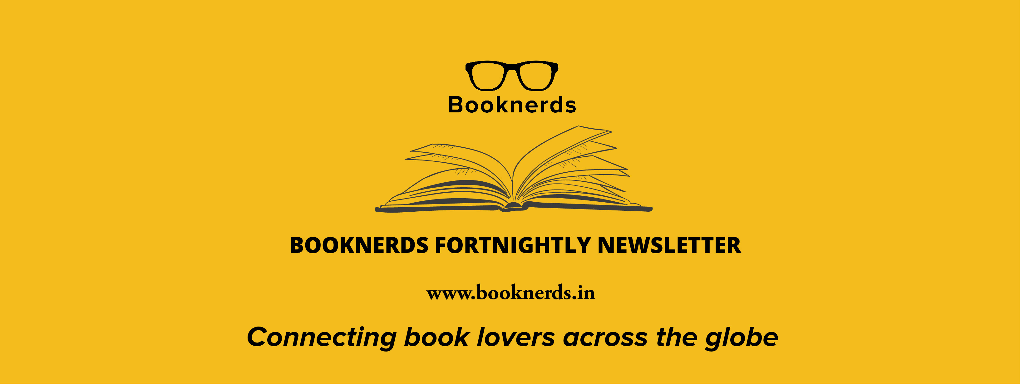 Booknerds Fortnightly Newsletter |October 1|2020