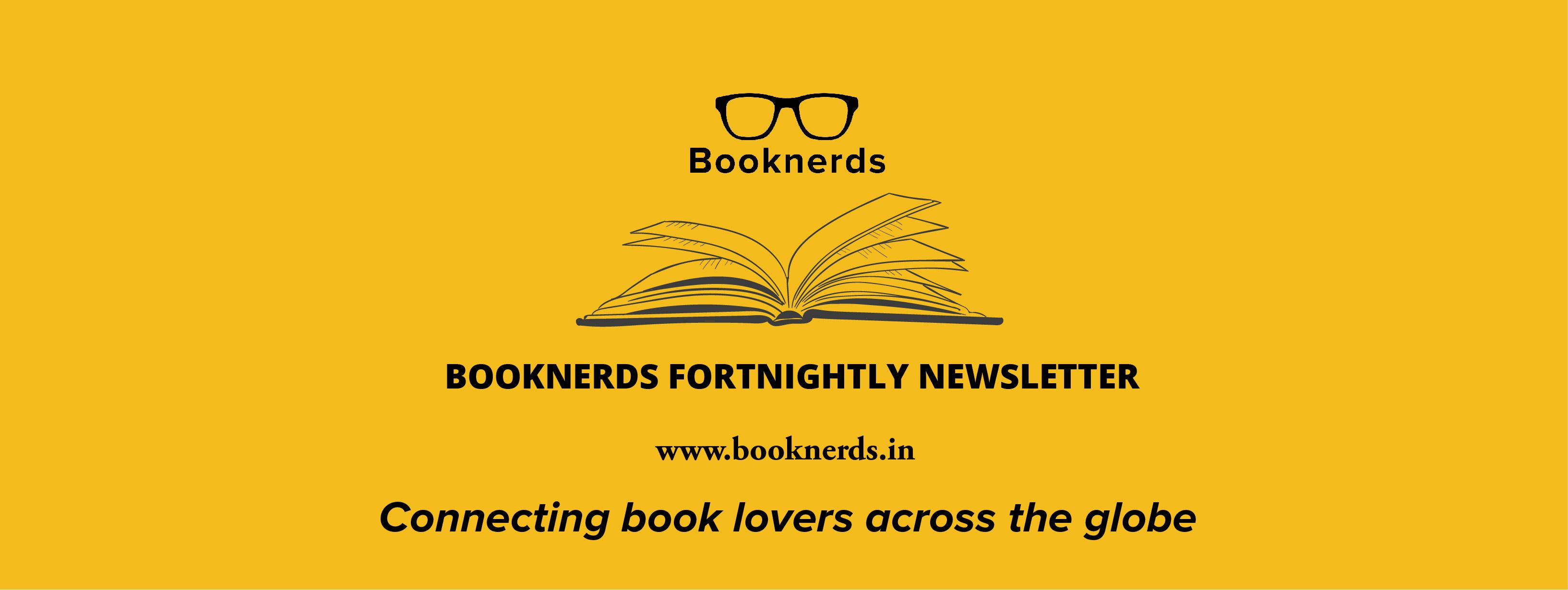 Booknerds Fortnightly Newsletter | March 1 | 2021