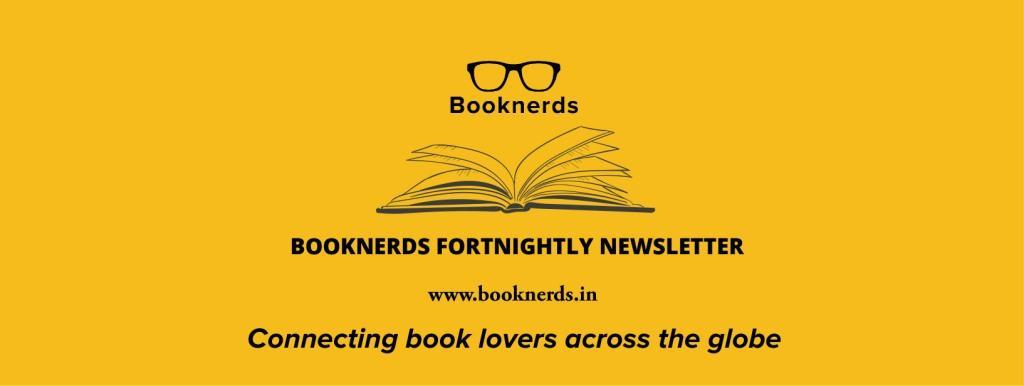 Booknerds Fortnightly Newsletter | April 1 | 2021