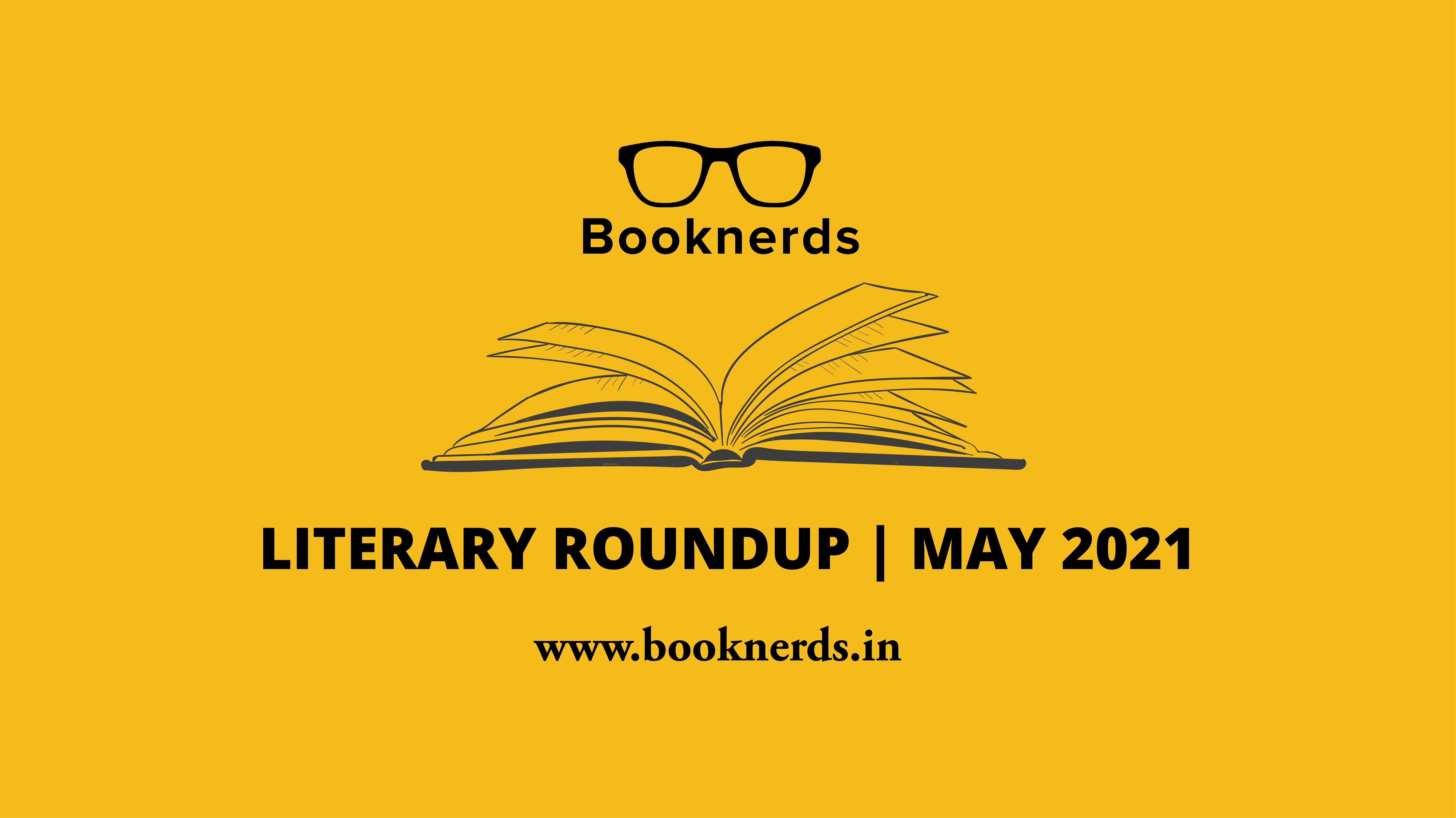 Literary Roundup | May 2021