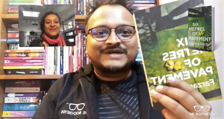 Facebook Live Session featuring Lambda Award winning author Farzana Doctor
