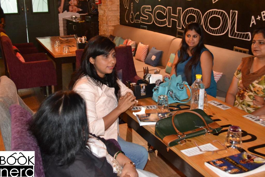 Booknerds Hangout   Author Ilika Ranjan   Secrets of Zynpagua