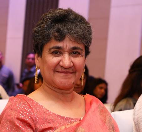 Mrs Ratan Kaul - Festival Director