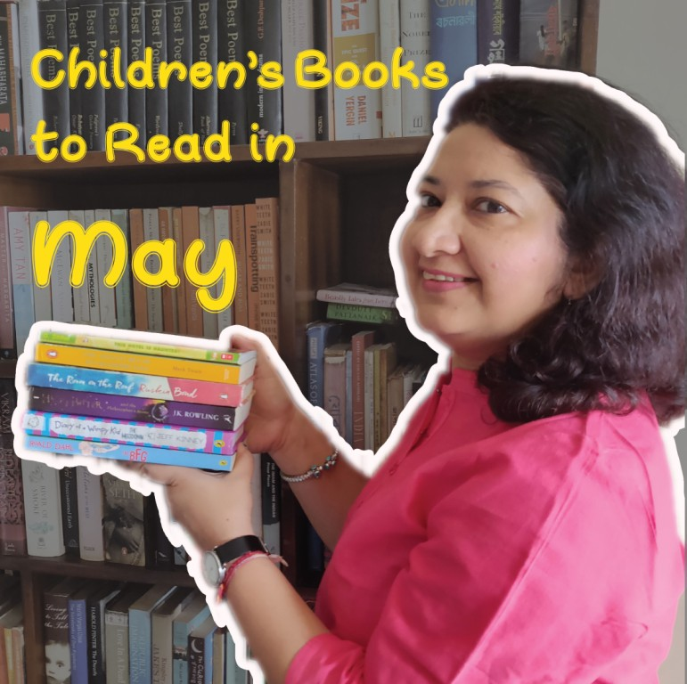 Children's Books to Read in May