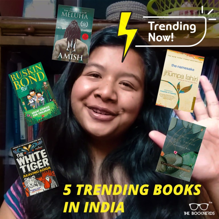 Trending Now   5 Trending Books in India