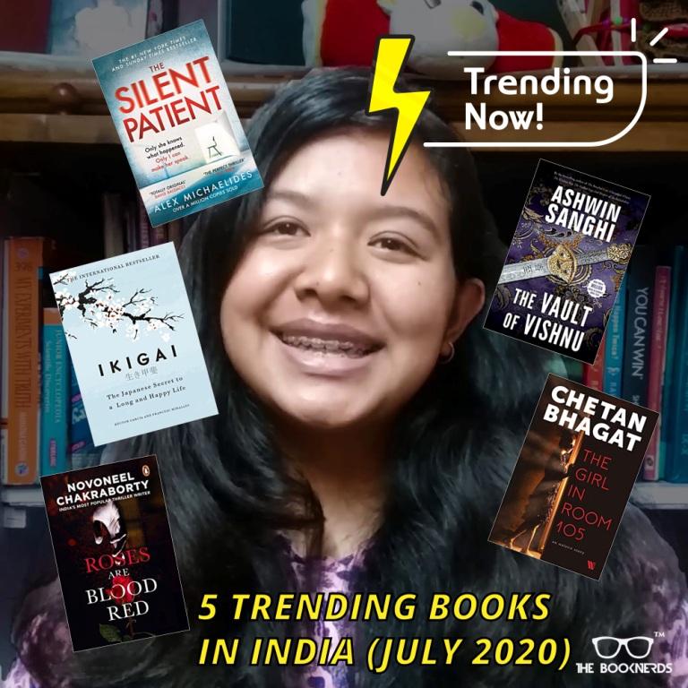 Trending Now 5 Trending Books in India(JULY 2020)
