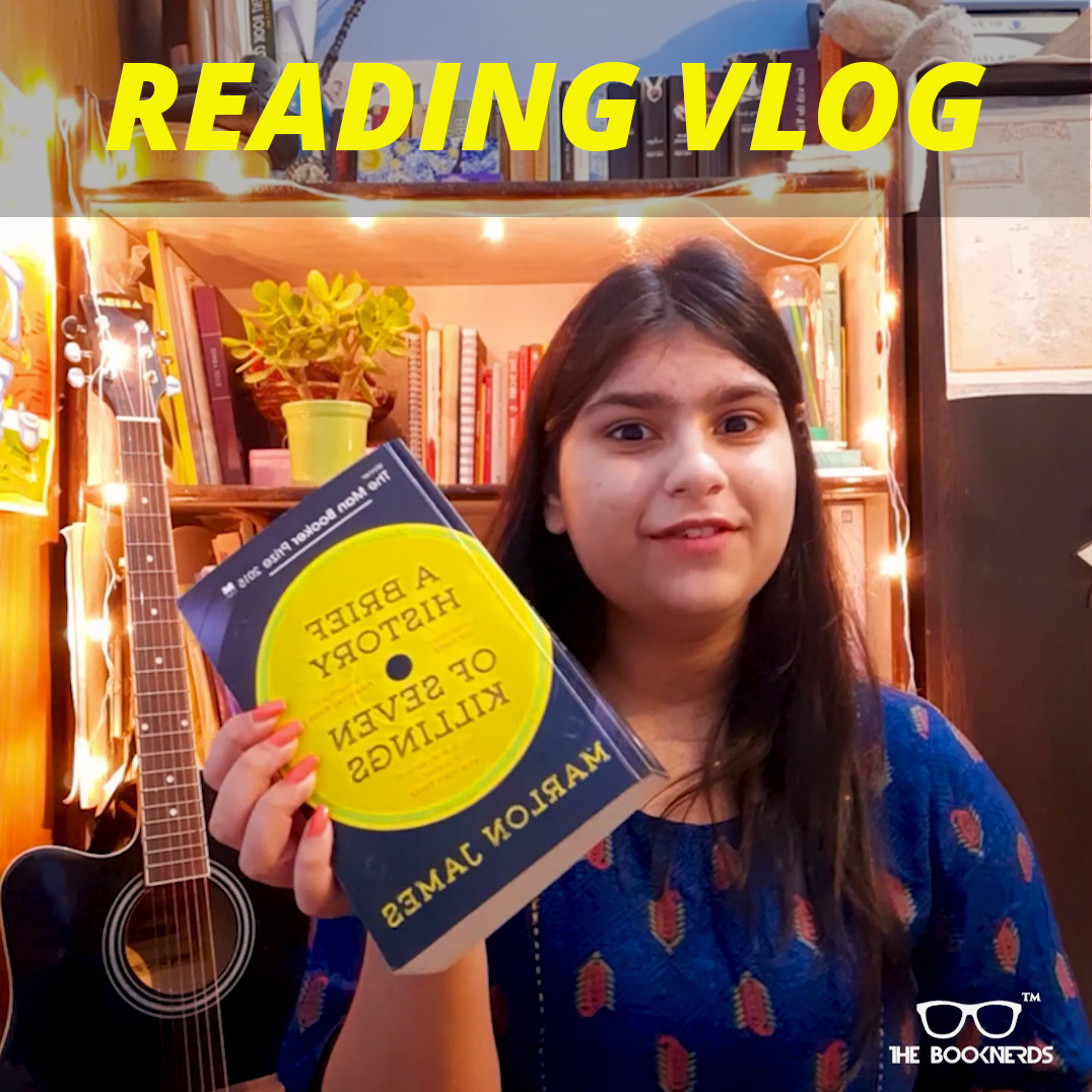 Booknerds Monthly Reading Vlog : May 2020