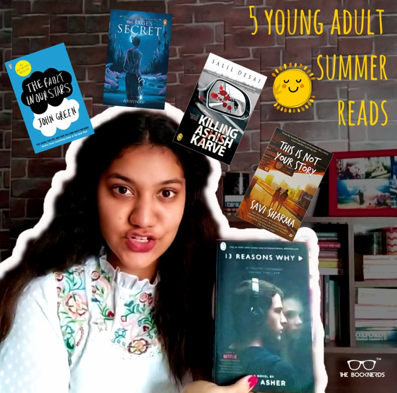 5 Young Adult Summer Reads