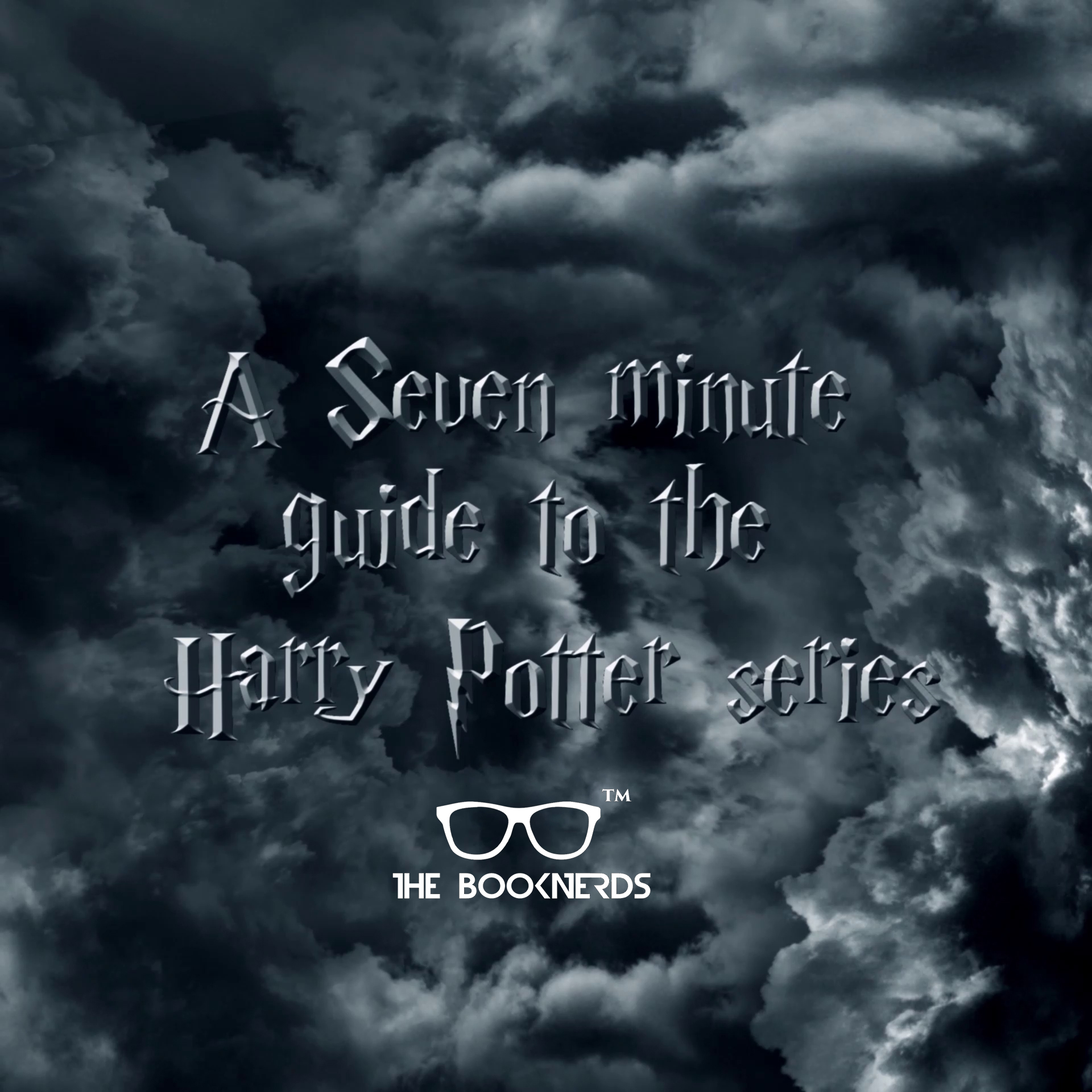 A 7-minute guide to the Harry Potter Series