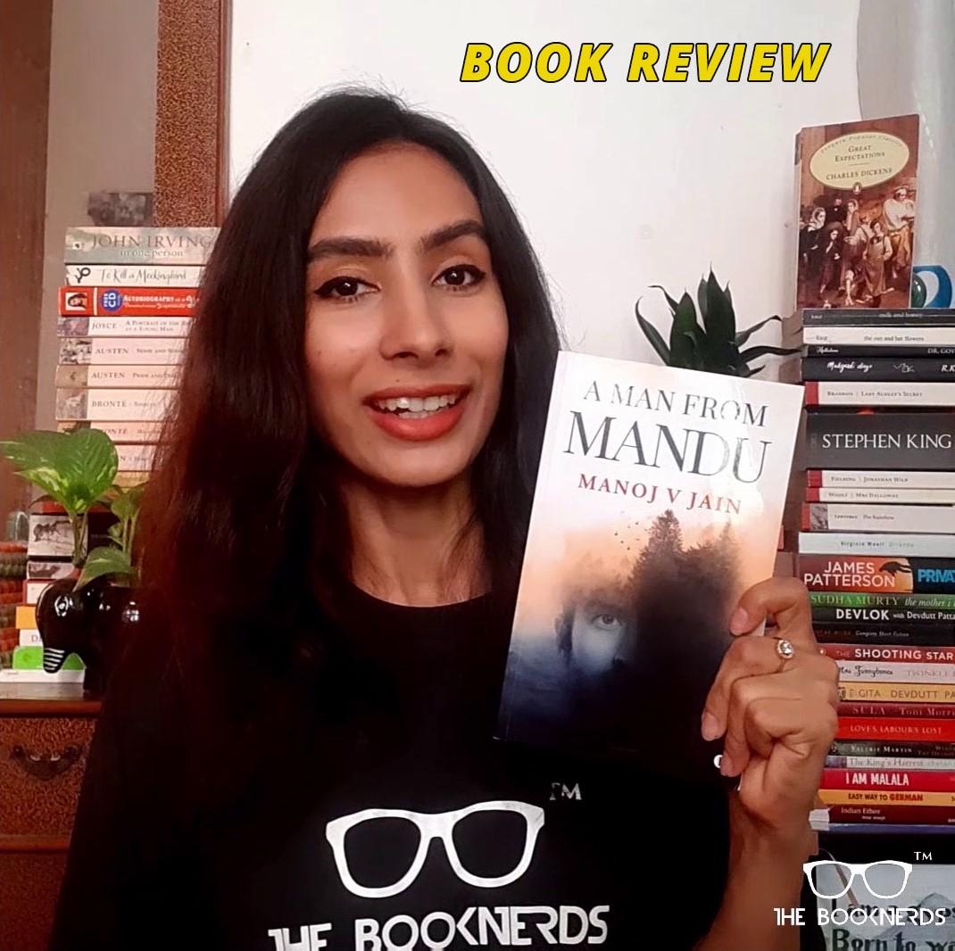 Booknerds' Review | A Man from Mandu
