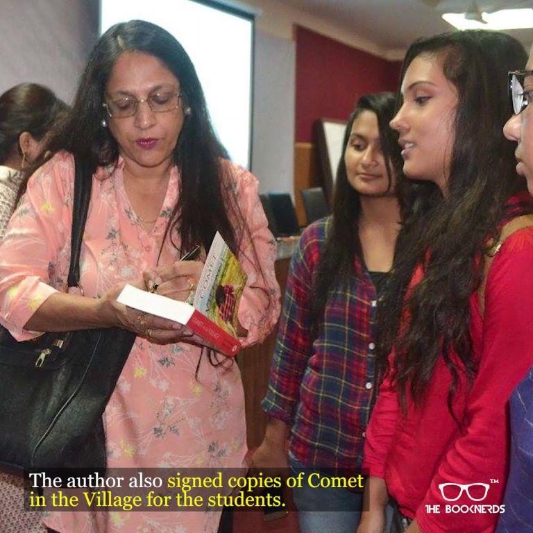 Throwback to Booknerds Hangout featuring author Nitin Jugran Bahuguna
