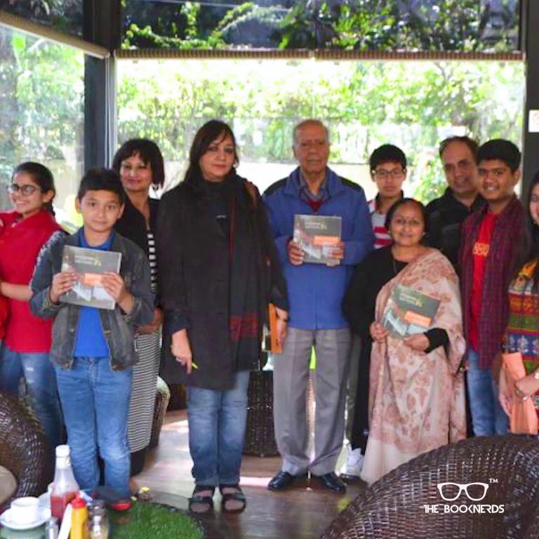 Throwback to The Booknerds Hangout featuring author Jaskiran Chopra