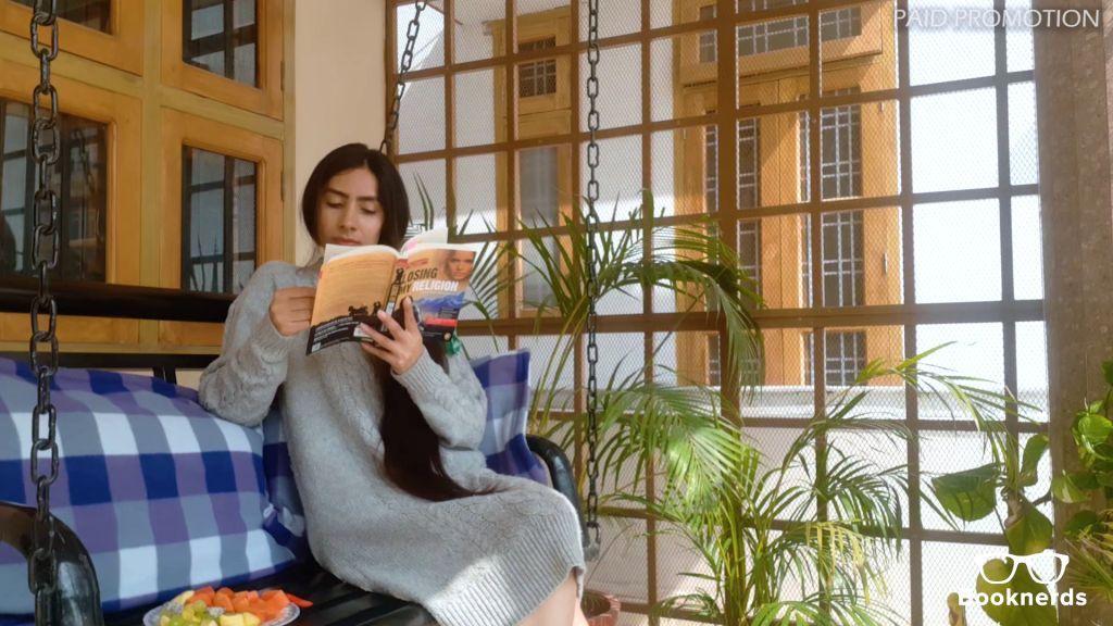 Booknerds Monthly Reading Vlog | February 2021